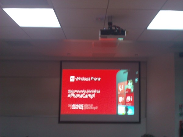 Welcome to Windows Phone Camp