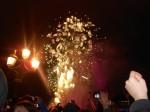 Amazing White Fireworks