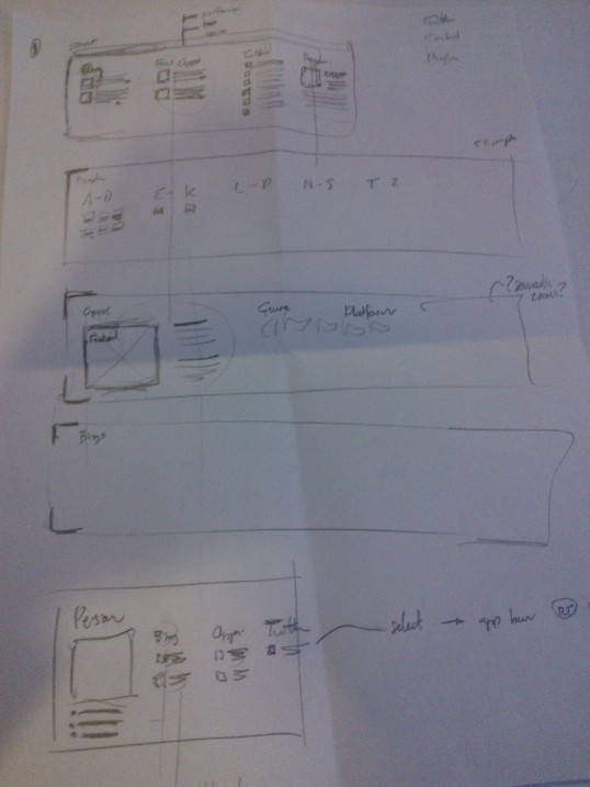 Andrew Spooners improvements On My Initial Ideas - Entire App - Hull CS Blogs