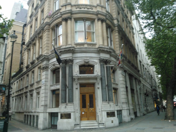 The Commonwealth Club - Embankment - London
