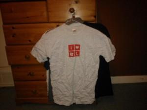 I Love Windows Phone T-Shirt