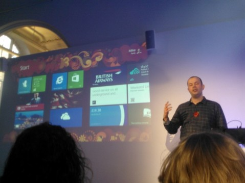 Best of British -- Windows 8 App Showcase