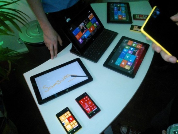 All the Microsoft Products!