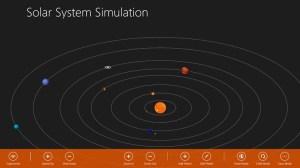 Elliptical Orbit mode with Trajectories on