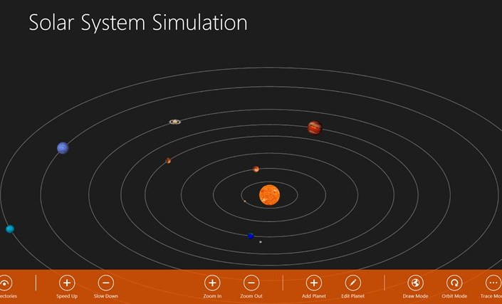 Solar System Simulation | Danny - Computer Scientist