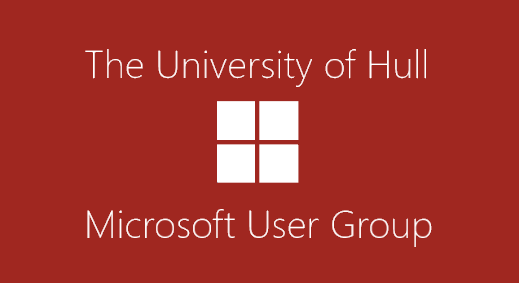 The University of Hull Microsoft User Group
