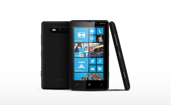 A Nokia Lumia 820 - Image from https://www.t-mobile.co.uk/common/img/products/phones/nokia/lumia-820-lte/lumia_820_lte_SC_large_first.jpg