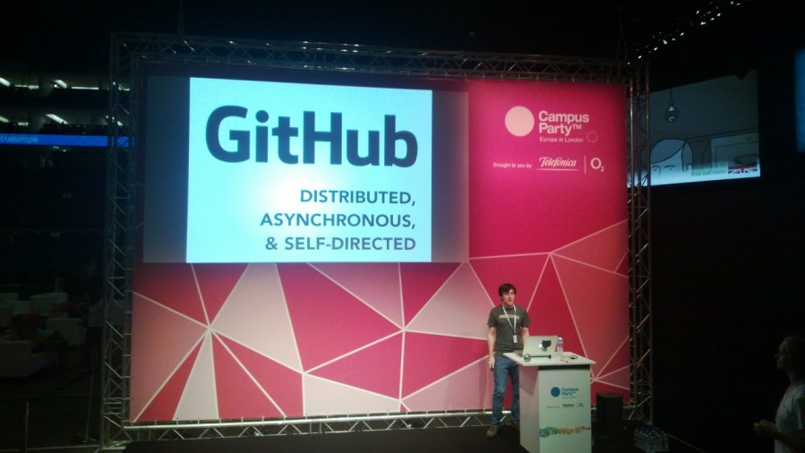 GitHub talk about their interesting corporate structure