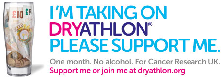Dryathlon. Please Support Me.