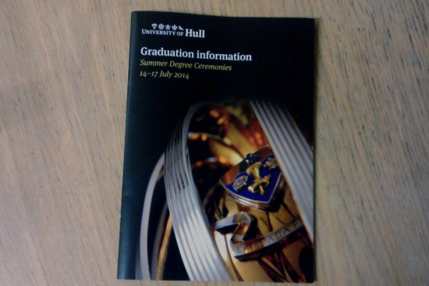 Graduate Information Book University of Hull
