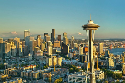Imagine Cup Image of Seattle Space Needle