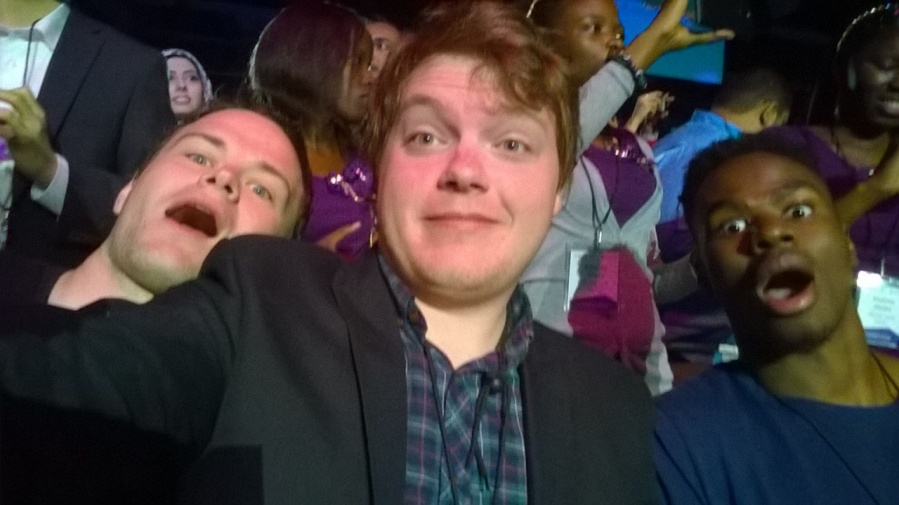 Imagine Cup World Final Result Event Selfie