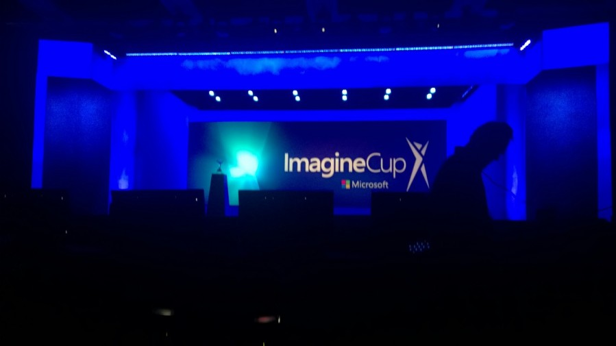 Imagine Cup World Final Result Event Stage