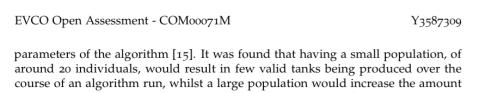 Inline citation IEEE
