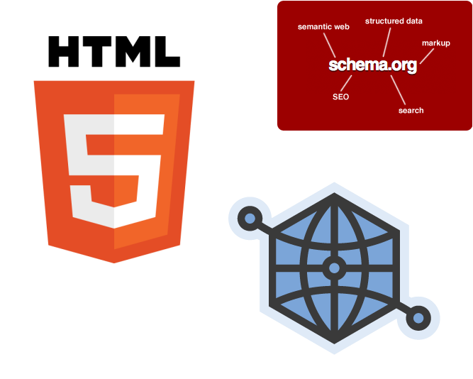 Semantic Web with html5, schema.org and the open graph protocol