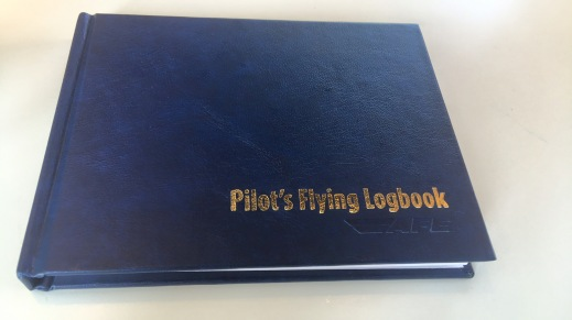 AFE Pilot's Flying Logbook