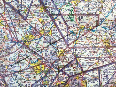 Cambridge to Turweston Route